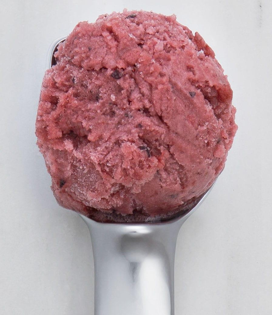Four Berry Sorbet
